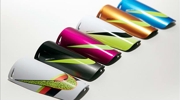 Mercurial Lite Shin Guards 5
