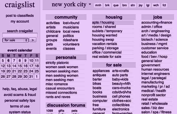 the 15 worst nyc apartment ads on craigslist right now complex. Black Bedroom Furniture Sets. Home Design Ideas