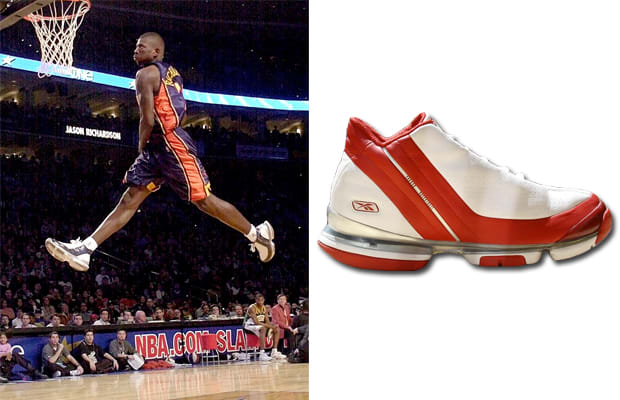 A Complete Guide To The Sneakers Worn By NBA Slam Dunk Champions ... 49a8d819f