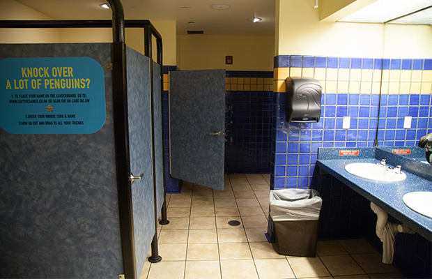 Best bathrooms to hook up in nyc