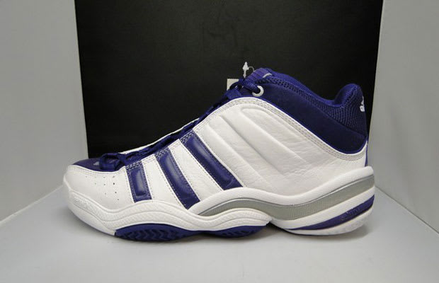 Adidas Basketball Shoes All White