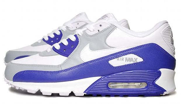 Nike Sportswear drenches their latest Air Max 90 creation in blue 4bc30448c400