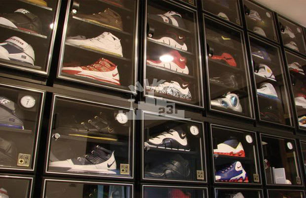 Displaying Your Sneakers Is Not For Everyone. In Fact, There Are Some  Downsides To Keeping Sneakers On Display. Especially If You Plan On Wearing  Them.