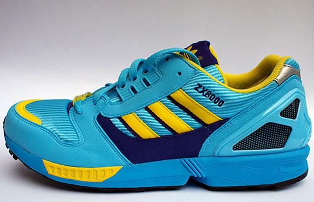 basket adidas zx 8000
