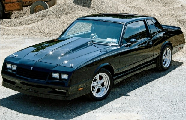 1985 Monte Carlo SS Project  10 Sporty First Cars for Less Than