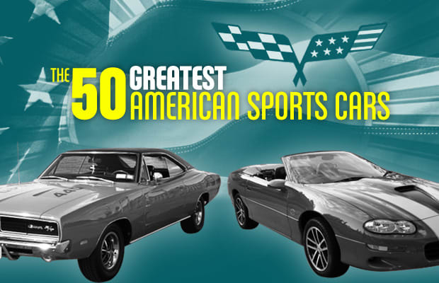 The Greatest American Sports Cars Complex - American sports cars