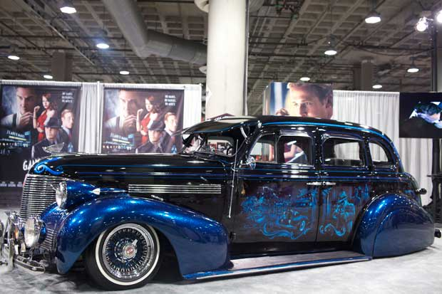 """Frontier Auto Sales >> Gangster Squad 39 - Mister Cartoon Talks the Role of """"Bombs"""" in Lowrider Culture 
