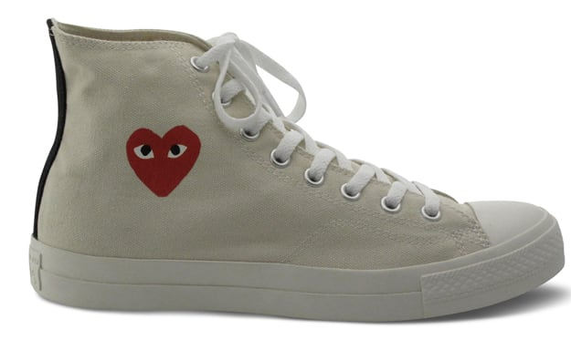 What happens when you take a Converse Chuck Taylor and stamp it with a Comme  des Garcons  logo  19e7b3f42