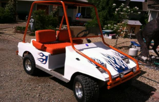 Custom Golf Cart Perfect Examples Of Why You Should