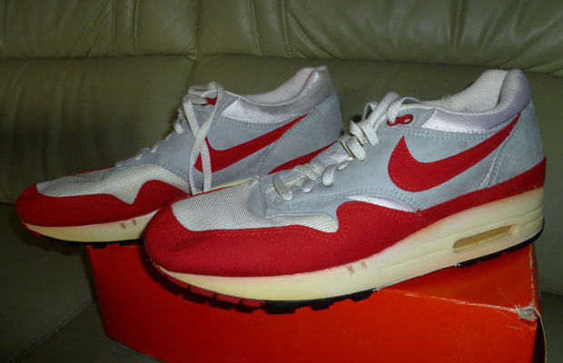 5f4a15670a4 eBay Sneaker Auction of the Day  1987 Nike Air Max 1