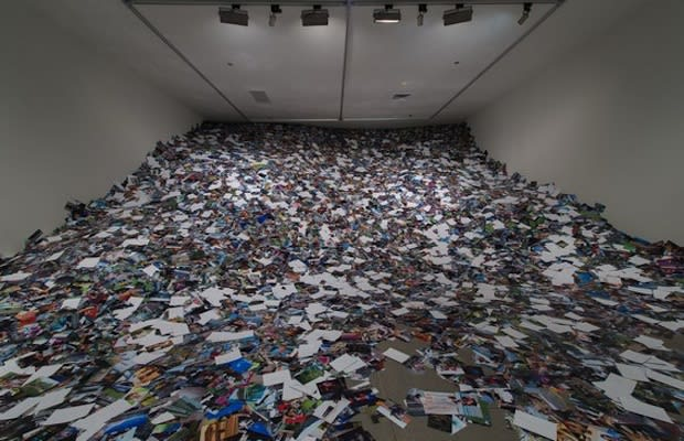 Erik Kessels\' Massive Flickr Photo Installation on Show in San ...