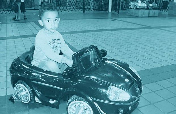 Scale Mercury The Craziest Kids Cars Complex