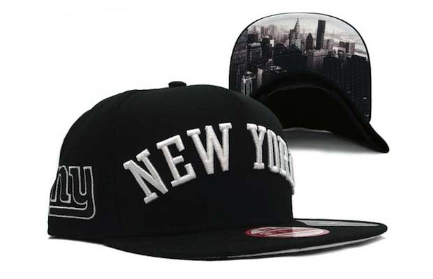 """New Era is introducing fresh new designs to some snapbacks. The cap experts  present the """"Flip Up City Pack"""" that will include hats for the NY Giants  and the ... deb028da725"""