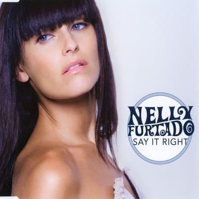 furtado_Nelly Furtado Say It Right (2006) - Danja Tells All: The Stories Behind His Biggest ...