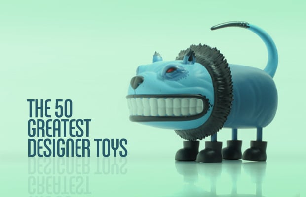 Japanese Toy Companies : The greatest designer toys complex