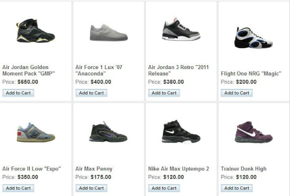 Fake Comparison 20 Legit Sneaker Re-Seller Websites Complex ... 834ca2441