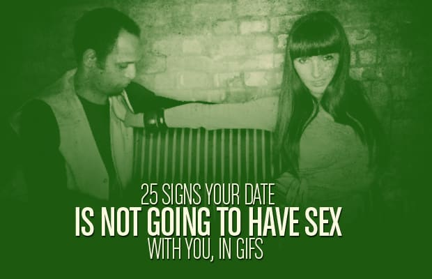 Signs she is not interested in dating you