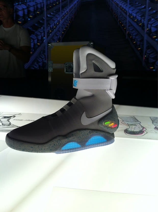 promo code bc066 1f94b More and more details have come out over the course of the day and we  finally have most of the information for the much-hyped and anticipated Nike  Air MAG ...
