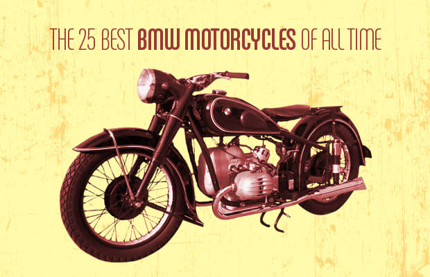 The 25 Best Bmw Motorcycles Of All Time Complex