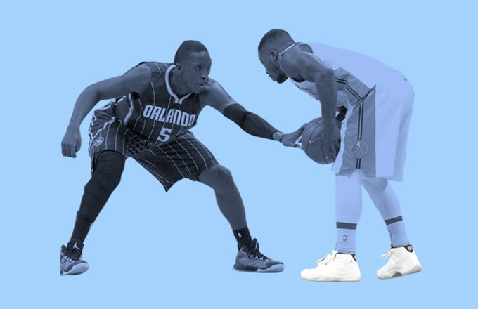 Why NBA Players Play Basketball in Retro Air Jordan Sneakers | Complex
