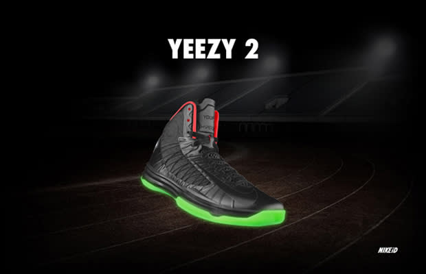 1b7eb4e5b545 Gallery  12 Yeezy II Inspired Sneakers You Can Build In NIKEiD