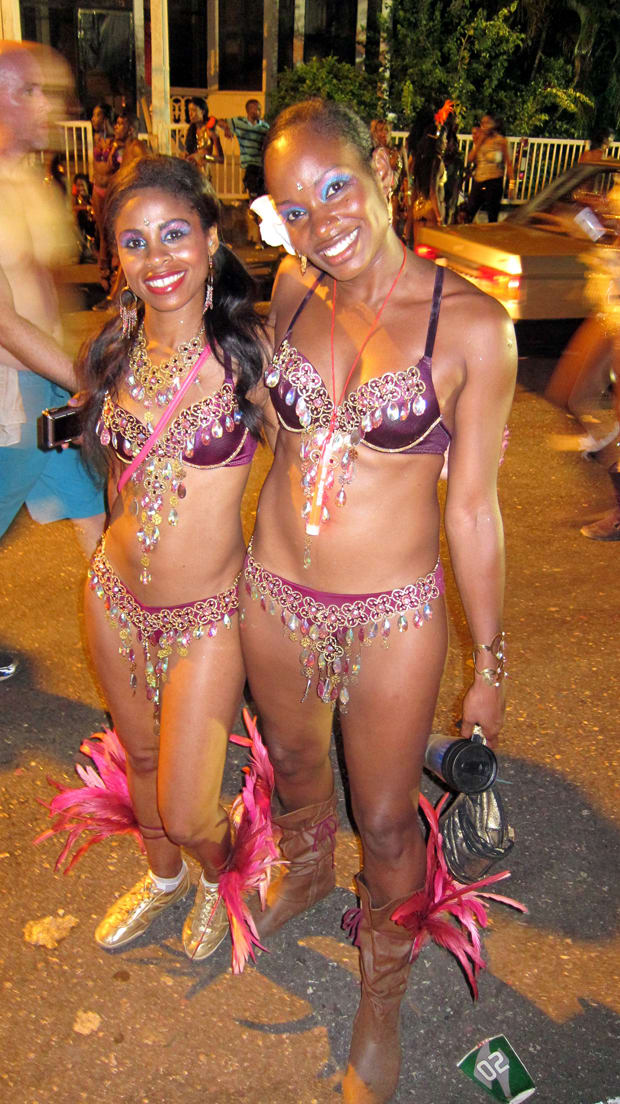 100 Sexiest Shots From Trinidad Carnival 2012 | Complex