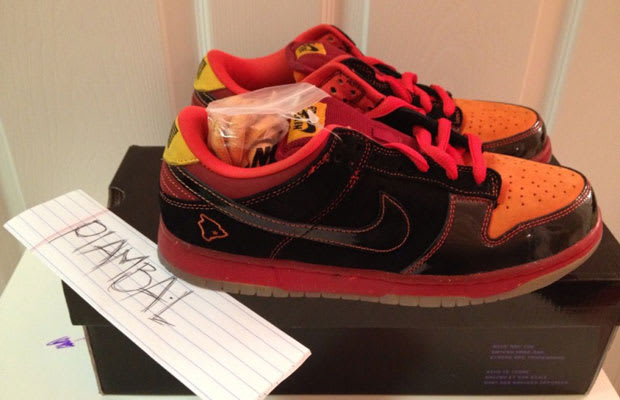 super popular 261d5 82b89 eBay Sneaker Auction of the Day Nike Dunk Low Premium SB