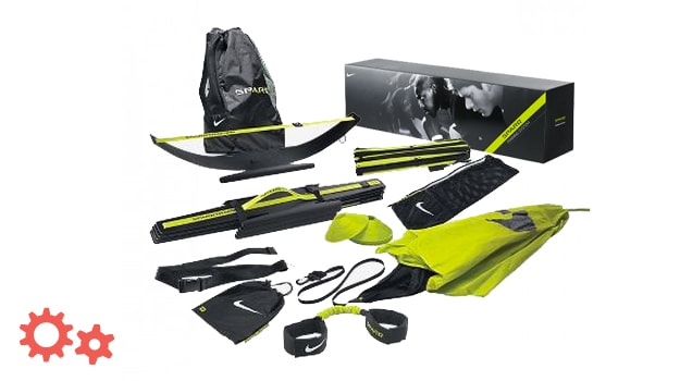 4d524da2ee996 GEAR OF THE DAY  Nike Sparq Training System