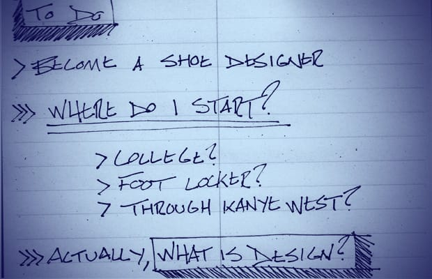 10 steps to becoming a sneaker designer complex