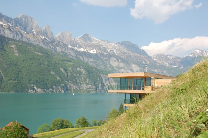 The 25 Coolest Lake Houses Complex