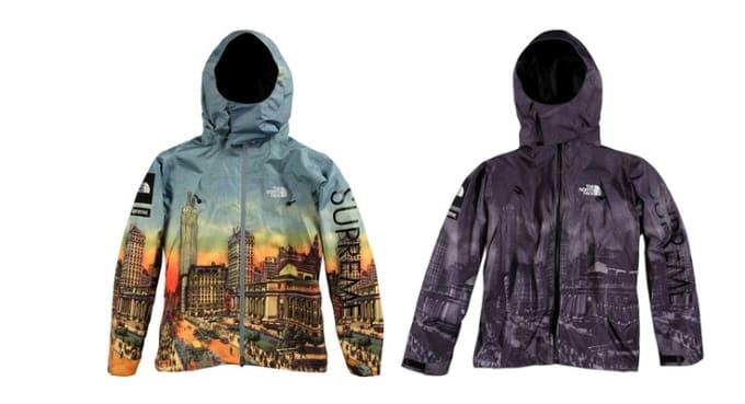 Supreme X North Face Summit Series Skyline Jacket The