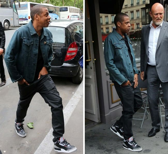 37b2eb63f0cc44 A History of Jay-Z in Air Jordans