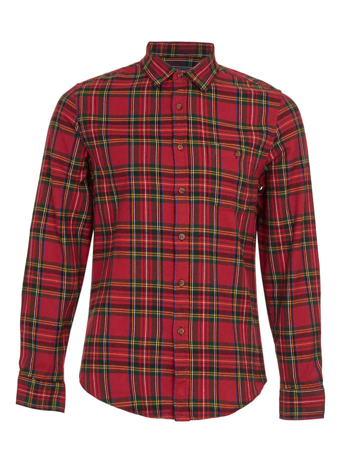 Flannel shirts under 100 best flannel shirts for fall for Best flannel shirt brands