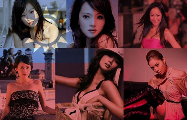 hottest taiwanese girls