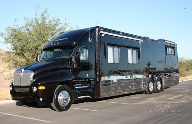 Kingsley Coach Wheels Of Fortune 10 Awesome Rvs Complex