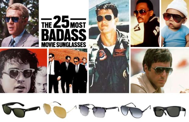 the 25 most badass movie sunglasses complex