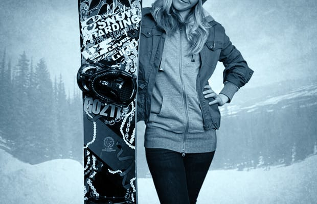 58dbb09c4413 The 20 Hottest Female Professional Snowboarders