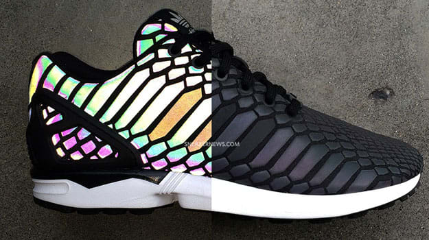 ab1030fb0e6e2 How adidas  Xenopeltis Reflective Material Could Change the Running Game
