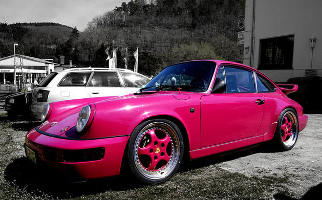 Mansory Bentley Vitesse Rose 25 Pink Cars That Confident Men Can