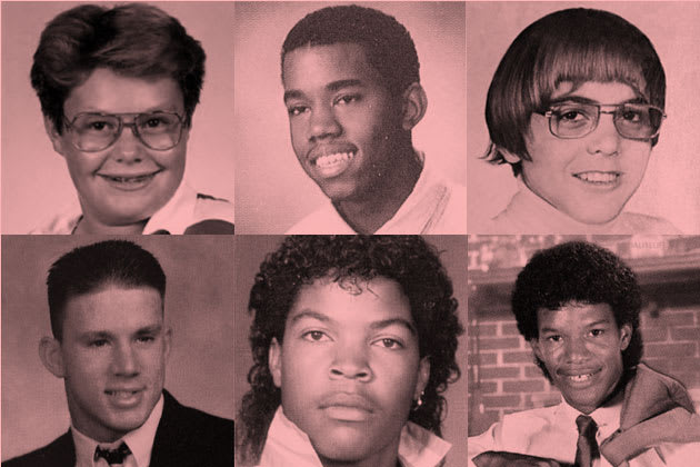 the 50 best celebrity yearbook photos complex