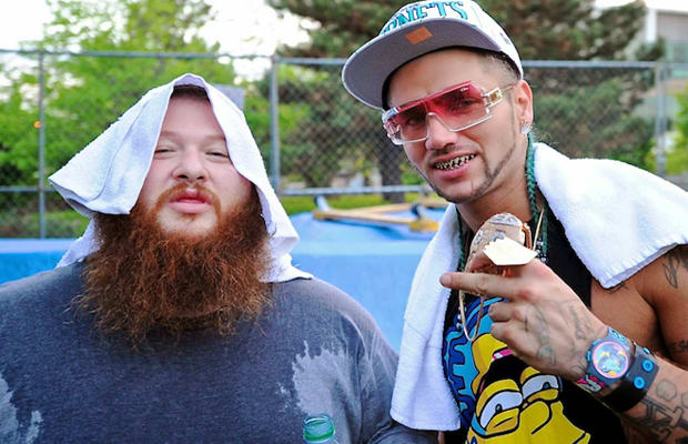 Bird On A Wire F Riff Raff 2012 The Best Action Bronson Songs