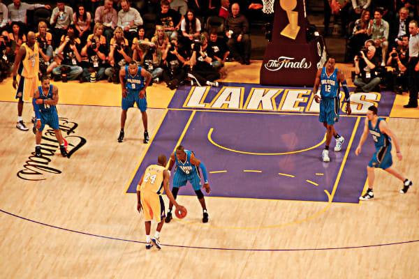 The Black Mamba Wins Without Superman - The Worst NBA ...