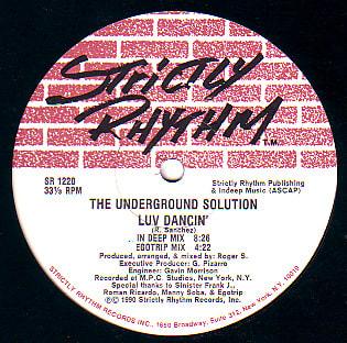 underground-solution-luv-dancin