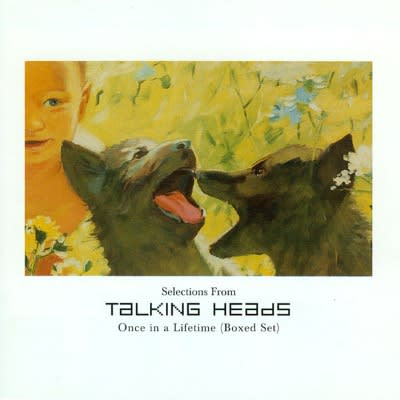 Talking Heads Once In A Lifetime 1981 Songs To Clean