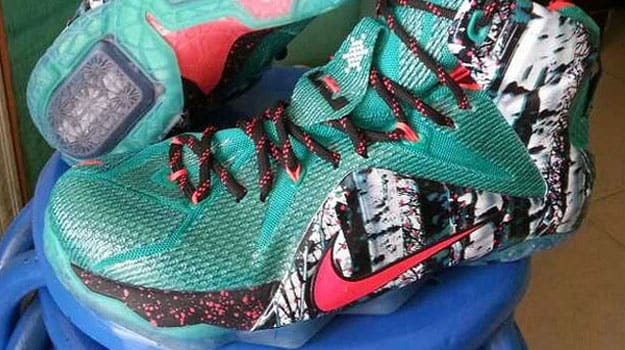 985aaa73793d58 Christmas Comes Early For the Nike LeBron 12