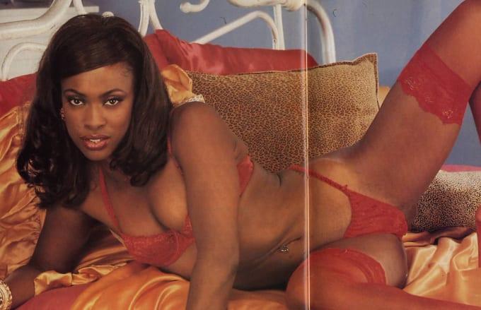 black female porn star midori