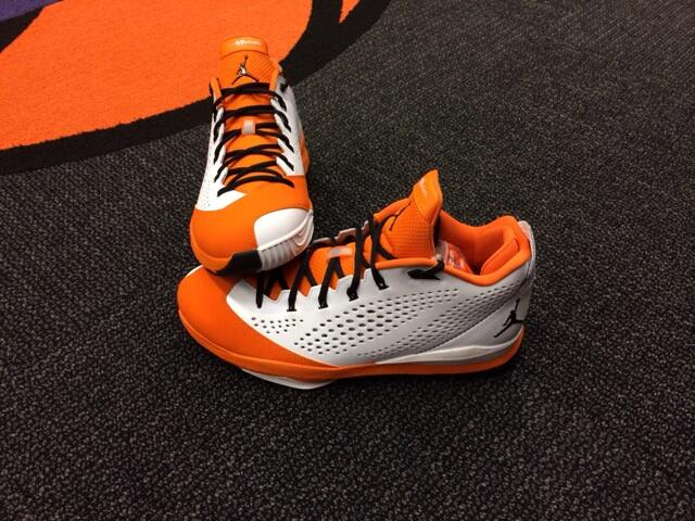 Kendall Marshall Shows Off His Jordan CP3.VII PEs  852d0ec89