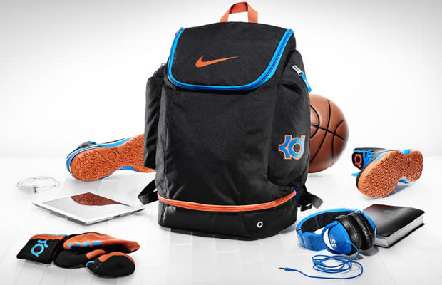 53a5765744 Nike Introduces the Kevin Durant-Inspired Backpack for All Your ...