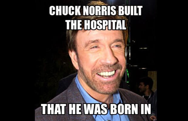 best chuck norris jokes of all time  complex, Birthday card