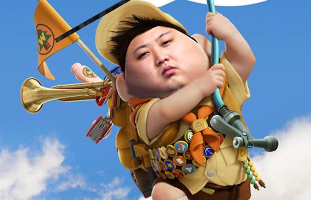 Kim Jong Un Star Of Up